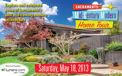 2013 Sacramento Mid-Century Modern Home Tour