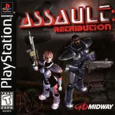 Assault Retribution - PS1 - ISOs Download