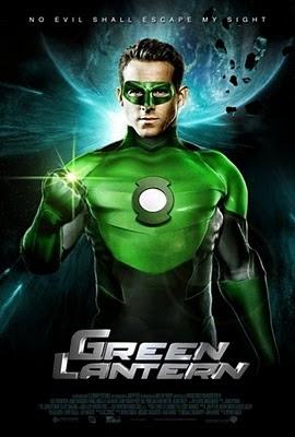 linterna verde green lantern portada