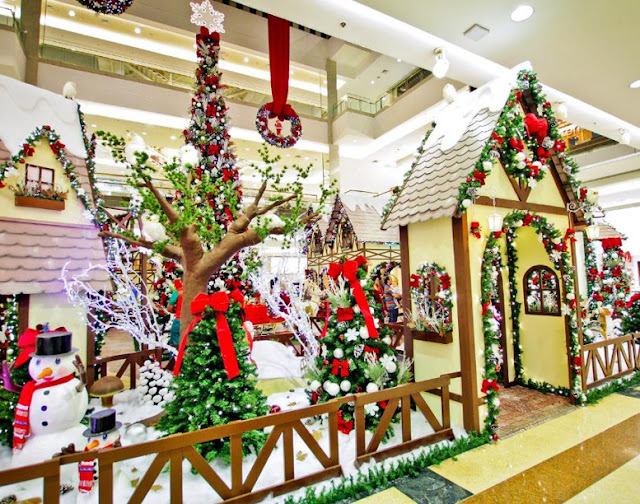 Natal do JK Shopping - A Festa de Natal na Cidade Nevada