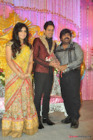 Celebraties at Actor Bharat n Jessy Wedding Reception Photos+%2528139%2529 Actor Bharath n Jessy Wedding Photos