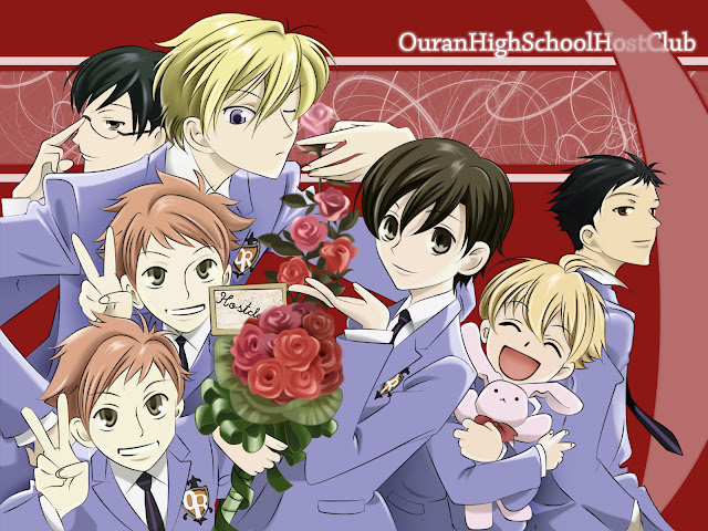 Ouran Hig School Host Club