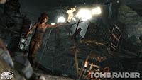 02 cenas do jogo, imagens e screenshots de Tomb Raider 2013 Survival Edition - SC