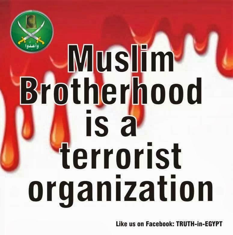 بعد صدور قرار مجلس الوزراء المصرى باعتبارها تنظيما إرهابيا
