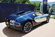 2009 Bugatti Veyron Grand Sport Sang Bleu. Bugatti Veyron Grand Sport Sang .