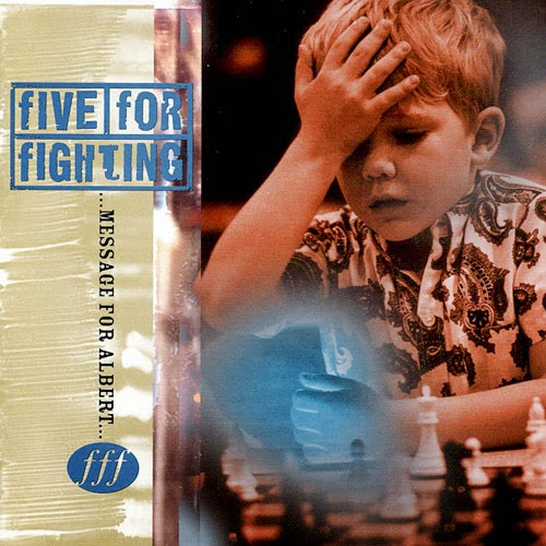 Five For Fighting Message for Albert