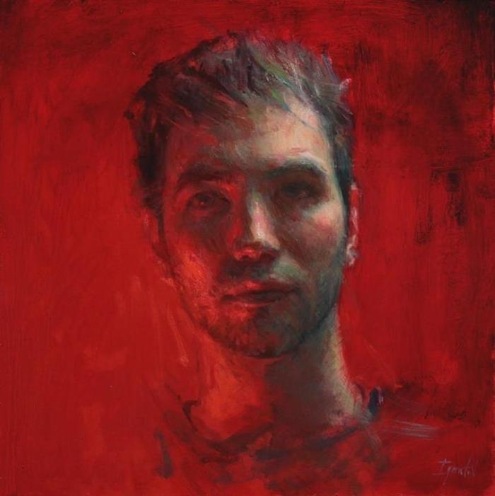 Ignat Ignatov 1978 | Bulgarian Impressionist painter