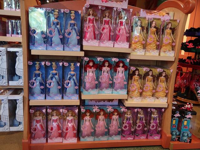 Loja World Of Disney Princesas