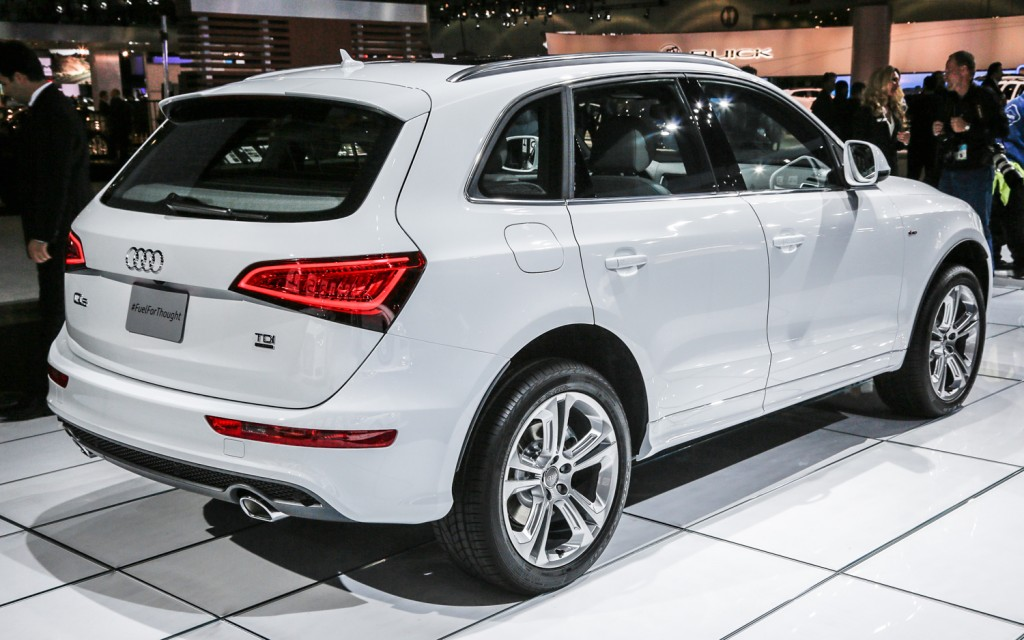 Audi Q5 Motoring Audi Financial Service Lease Rate For August