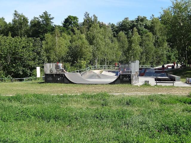 Skate park na Kadzielni