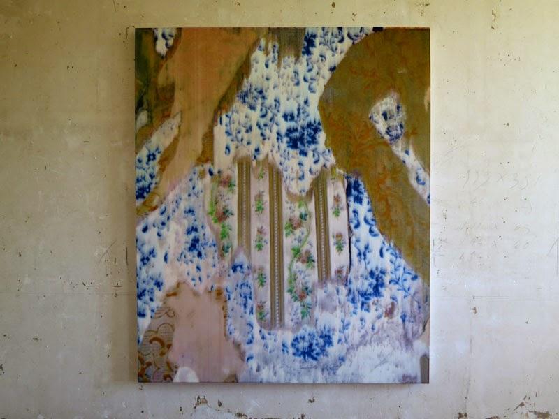 Papier Peint Sur Peinture - Papier Peint 4 murs papier peint, peinture, rideaux, déco