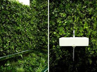 Baño Verde, Espacios Naturales, Ecologia y Diseño