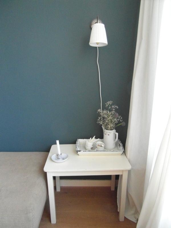 Keuken Verven Kleur : Keuken Blauw Verven : Spannend, die grijs blauwe kleur