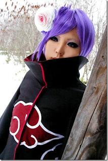 naruto cosplay Naruto+Cosplay+-+Konan+1