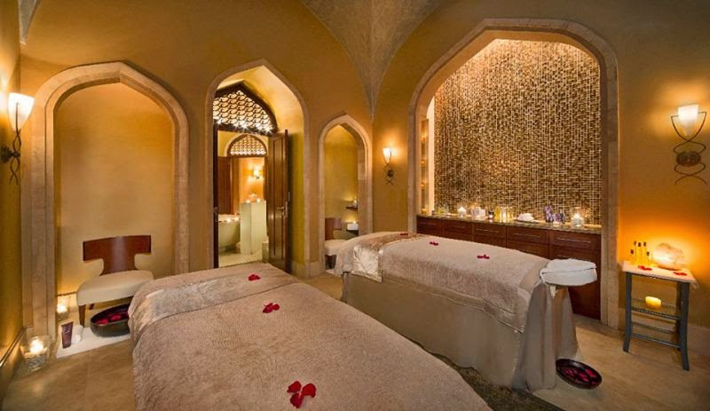 ShuiQi Spa & Fitness (United Arab Emirates) - Best Luxury Resort Spa