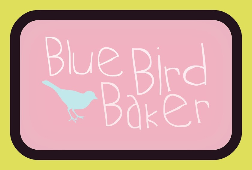 The Blue Bird Baker