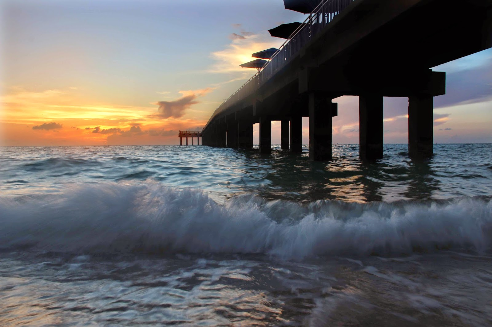 Miami Sunrise Photography