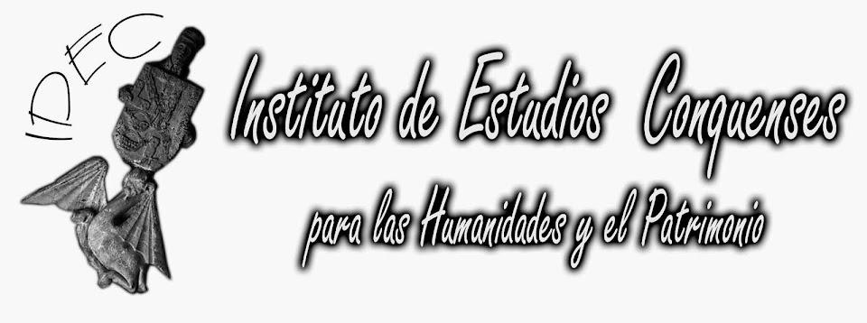 INSTITUTO DE ESTUDIOS CONQUENSES (IDEC)