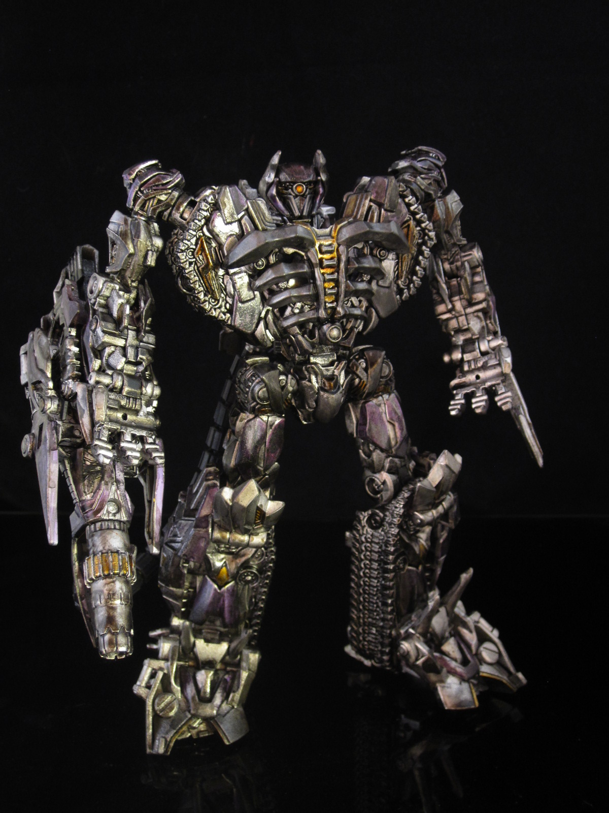 Transformers Dark of the moon Shockwave | Sabretooth's ...