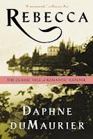 rebecca daphne du maurier cover