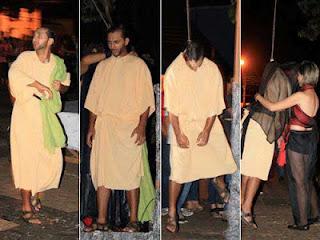 Judas Actor Dies Hanging Scene