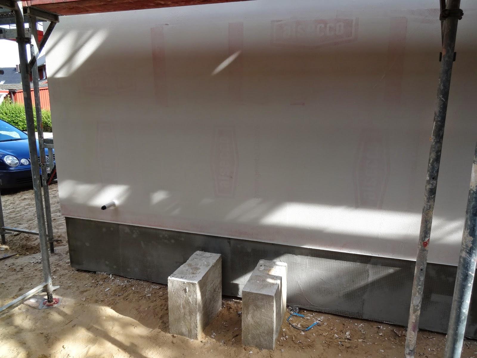 wir bauen ein flair134 mit claassen haus town country flachdachgaube sanit r a montage. Black Bedroom Furniture Sets. Home Design Ideas