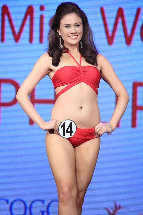 MISS WORLD PHILIPPINES 2014 C14