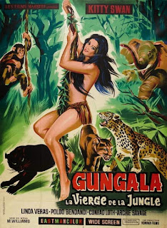 Gungala la vergine della giungla 1967 Virgin of the Jungle