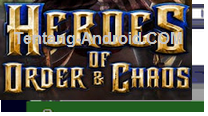 Heroes of Order & Chaos v2.2.0j MOD APK + DATA Download