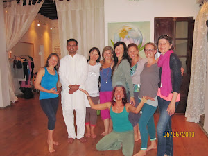 Earth Yoga Mallorca - Coral Brown´s Masterclass