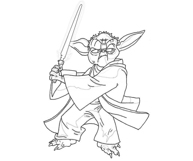 Yoda Yoda Look title=