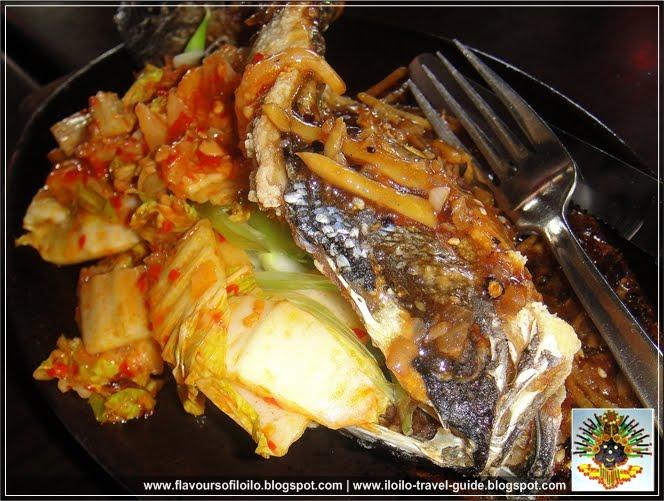 Lenten specials at bourbon street flavours of iloilo for Bourbon street fish