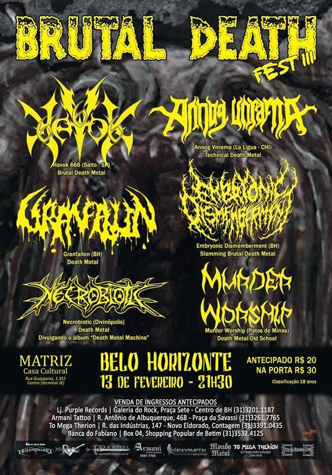 Brutal Death Fest