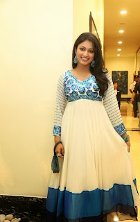 Haripriya in Salwar Kameez at Ee Varsham Sakshiga Audio Launch