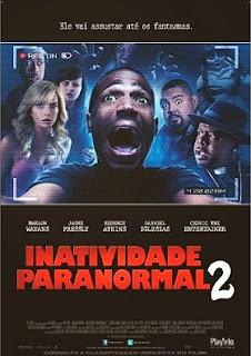 Inatividade Paranormal 2 – Dublado