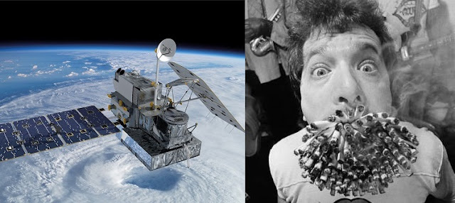 NASA y Tabaquismo
