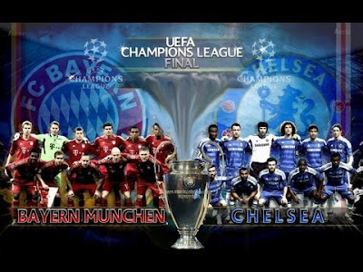 Bayern Monaco-Chelsea streaming 19 maggio