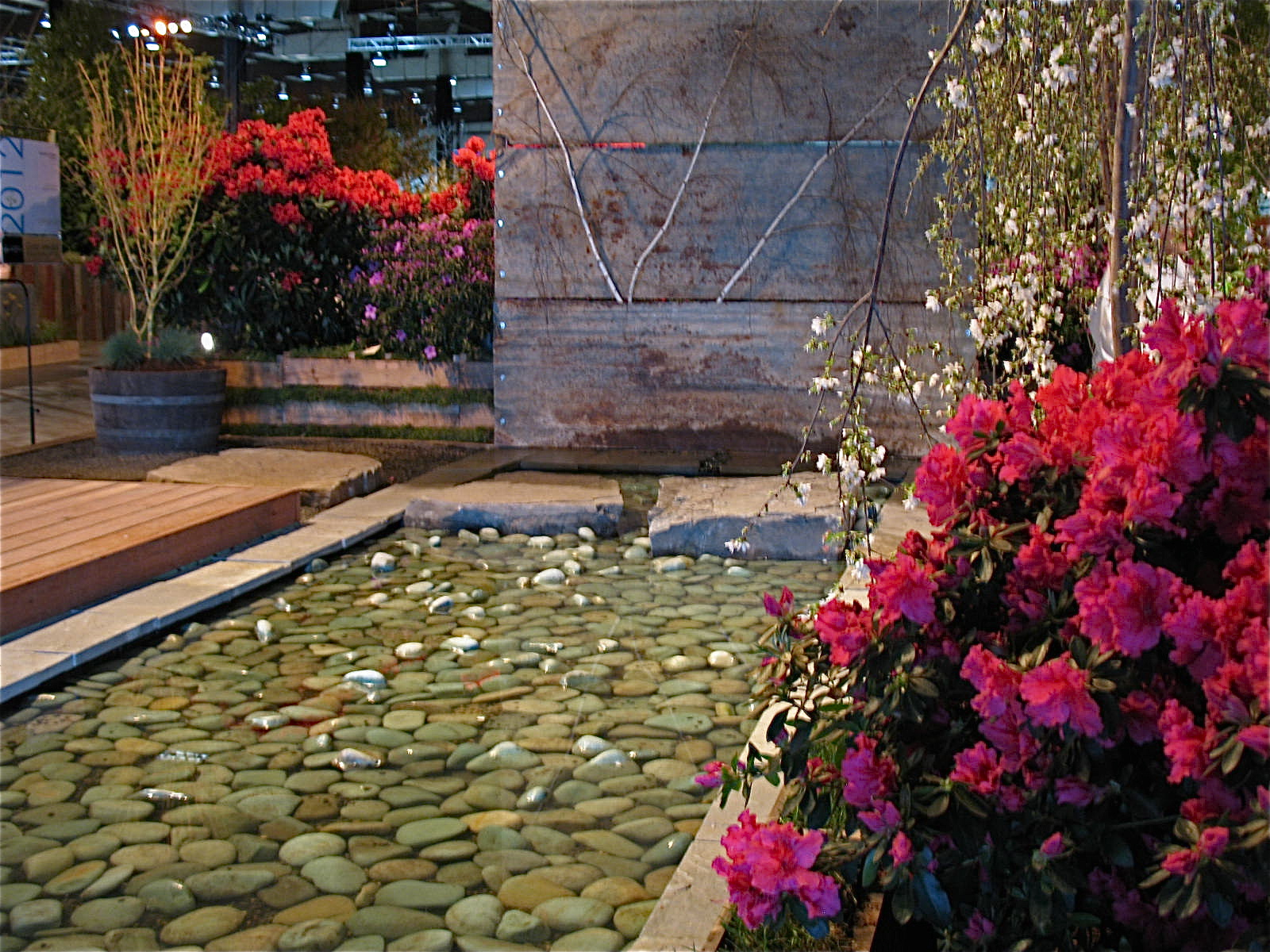 Bay area tendrils san francisco flower and garden show buzz for San francisco flower and garden show