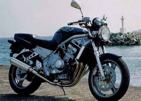 Motor Honda CB