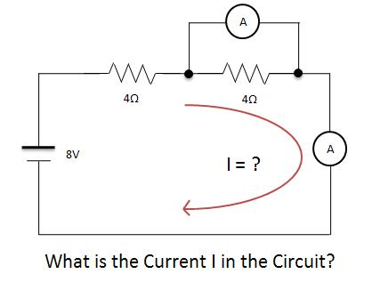 5 technical job interview questions for test, design and electronicsseries resistors in series parallel with ammeter