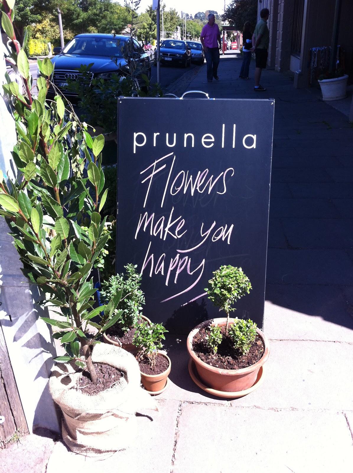 Tracie ellis design prunella flowers make you happy Flowers that make you happy