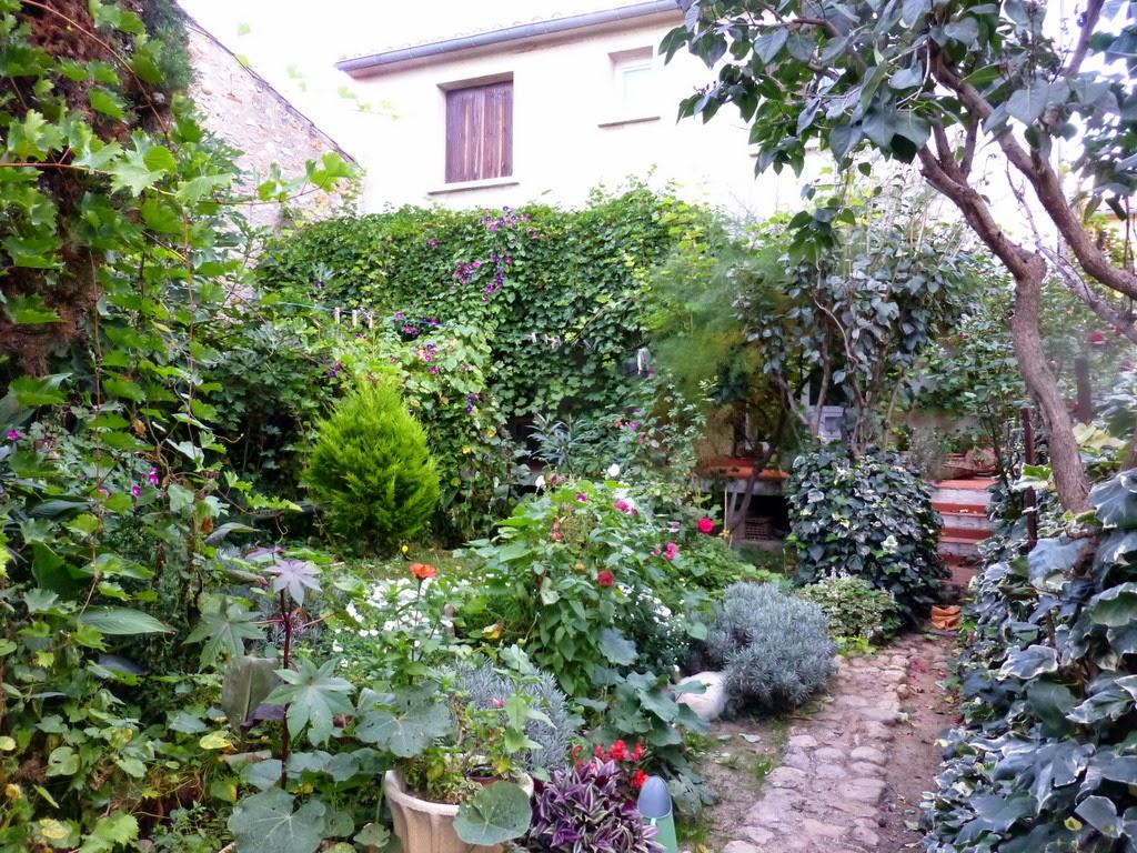 Les balades de lison octobre 2013 - Petit jardin octobre brest ...