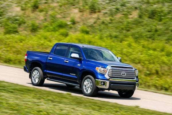 2015 Toyota Tundra TRD Pro Pricing