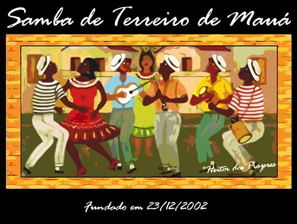 Samba de Terreiro de Mauá