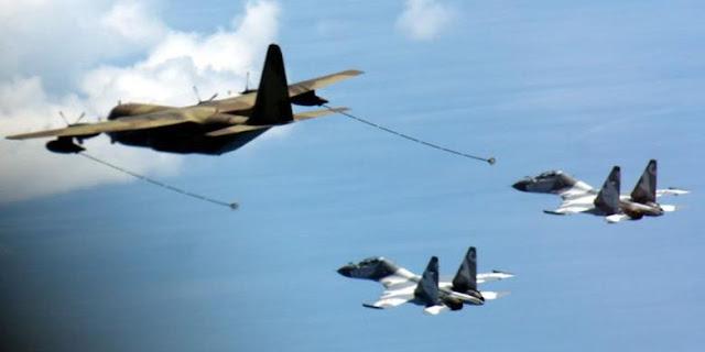 Rusia Bangga Lihat Kemampuan Pilot Pesawat Tempur TNI