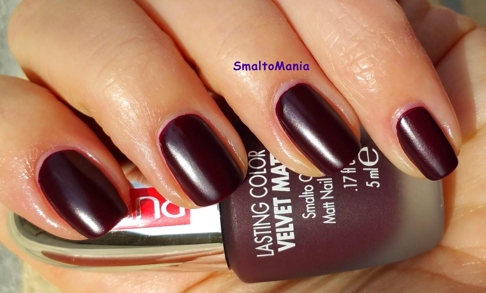Pupa Velvet Matt n.2 Rouge Noir