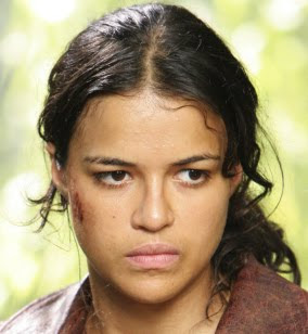 michelle rodriguez serie television lost