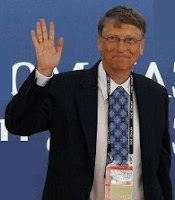 everything under the sun  pic showing one among top 10 richest people of world bill gates