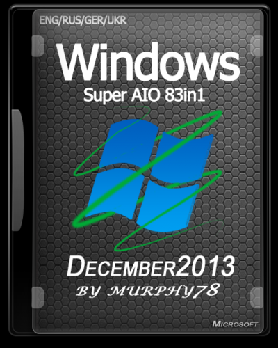 Windows SuperAIO 83 in 1 Full Version