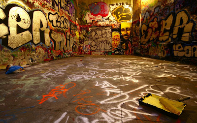 Creative Graffiti Wallpapers